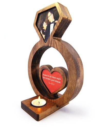 romantik resimli sevgililer günü hediyesi