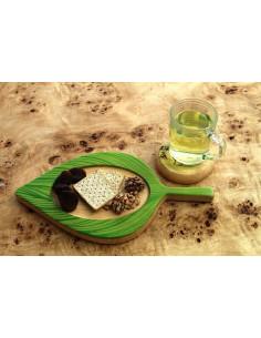 Bambu diyet sunum tabağı