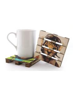 Vahşi kedicik baskılı sevgiliye hediye