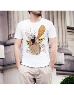 Kaptan mağara adamı t-shirt