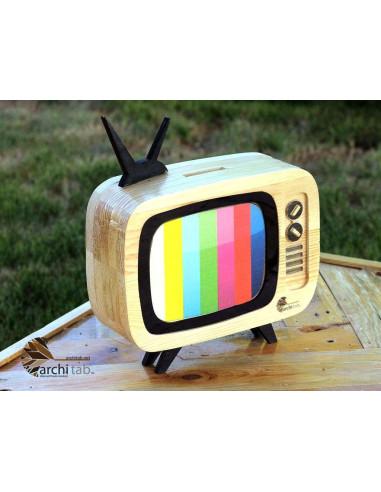 RETRO TV Tipbox kumbara