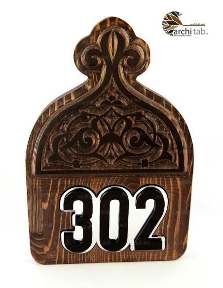 kapı numaraları imalatı