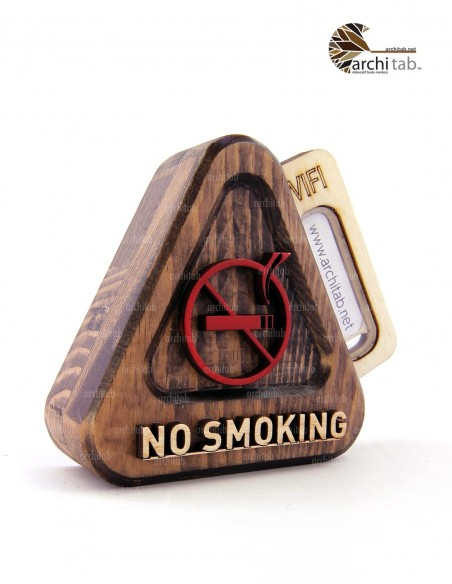 sigara içilmez yazısı