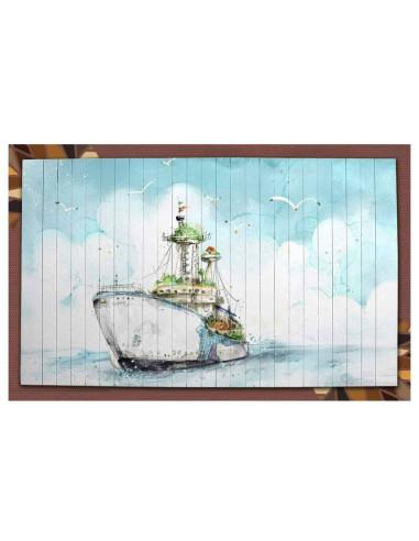 Gemi Koltuk Sehpası