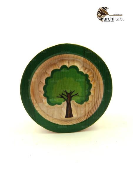 Ağaç modelli kalemlik