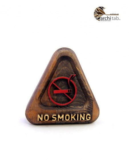 masaustu sigara icilmez yazisi